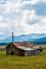 Lonely Shed (Brett Perucco) Tags: barn colorado farm shed co leadville rockymountains