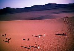 Maneuvers in the desert (The Big Jiggety) Tags: peru sand desert sable surreal arena desierto ica surrealista surrealiste shieldofexcellence platinumheartaward