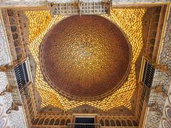 Alczar de Sevilla, Spain (ChihPing) Tags: travel sevilla spain olympus seville andalucia alcazar omd alczar   em5