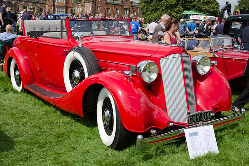 Packard 14th Series Roadster (1935)