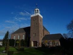 Hervormde kerk (1953) Kerkdriel (Kvnivek) Tags: church netherlands sony cybershot kerk gelderland kerkdriel