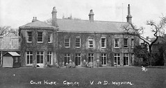 Colne House Hospital, Cromer (robmcrorie) Tags: world house history hospital war first patient health national doctor nhs service british nurse 1914 healthcare 1918 cromer colne vad