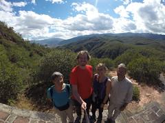 Photo de 14h - Avec Christian et Francine à la Montagne du Trésor de Pierre - 03.11.2014