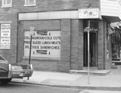 679 Haddon Avenue (collingswoodlib) Tags: blackandwhite newjersey 1982 storefront lincoln deli 1980s collingswood lincolnavenue haddonavenue collingswoodpubliclibrary 679haddonavenue collingswoodcoldcuts