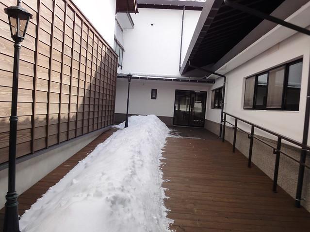 施設はバリアフリー構造となっており、車いすの貸し出しも行っ。|飛騨高山まちの博物館