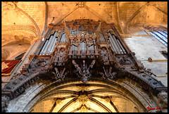 Barcellona - Cattedrale Sant' Eulalia 19 (BeSigma) Tags: travel nikon viaggio barcellona cattedrali d600 chiese 24120 monasteri