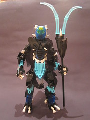 Voodude - front (not color corrected) (Infrared from BZPower) Tags: bionicle bftgm