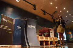 Amparo Nalvarte, Innovadora menor de 35 Per 2014 #Innovadores35 #MITTechnologyReview (MIT Technology Review en espaol) Tags: mit social competicion desarrollo negocios emprendedor mittechnologyreview innovacion innovador culqui innovadoresmenoresde35 culquipos