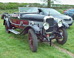 111 Alvis 12:50 SD Ducksback Tourer (1929)