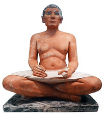 Seated Scribe​
