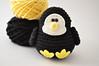 Penguin (ThePudgyRabbit) Tags: penguin crochet amigurumi thepudgyrabbit