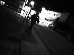 walking shadow (-ICHIRO) Tags: street digital snap gr iv ricoh 21mm gw2