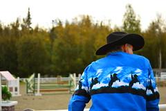 Looking for the next contestant (radargeek) Tags: hat alaska cowboy state ak fair palmer alaskan