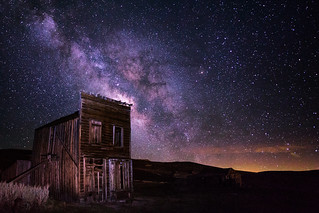 Left for Another World | Bodie, California