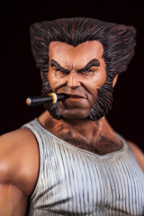 Wolverine (dsc828) Tags: wolverine producto lobezno strobist