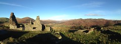 Sunny Sunday Saunter (RoystonVasey) Tags: panorama lake apple upload hall 5 district ruin email explore valley cumbria frith iphone roaming dunnerdale duddon ldnp