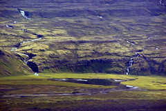 Rivers of tears (Eric Vernier) Tags: ericvernier nofilter iceland rivers landscape desolate grass lava rocks eric vernier