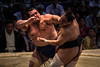 Combat de sumo (a.ogueboule) Tags: japan championship tournament nagoya sumo japon championnat tournoi sumotori