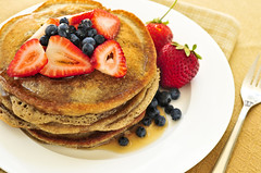 Stack of pancakes (    - nimroo) Tags: morning food hot macro cooking fruits closeup fruit pancakes breakfast golden maple healthy strawberry berry berries close sweet wheat grain strawberries plate fresh stack gourmet whole blueberry pile snack meal crepe brunch syrup pancake comfort hotcakes crepes serving buckwheat blueberries stacked freshness nutrition comforting wholewheat nutritious flapjacks multigrain