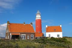 Texel, Lighthouse (Olof S) Tags: sky lighthouse house holland building netherlands island view texel fyr fyrtorn