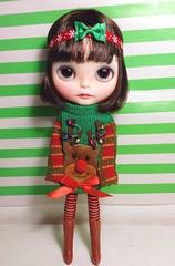 Christmas Phoebe