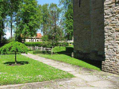 Varnhems kloster 2010 / Varnhem monastery 2010