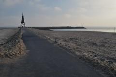 Cuxhaven Dezember 2014 (phlpp.hrm) Tags: winter sea sky meer himmel northsea dezember nordsee cuxhaven kugelbake