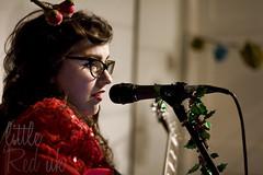 Ruby Macintosh at The Orangery (LittleRedUK) Tags: portrait music portraits vintage macintosh photography singing guitar gig ruby