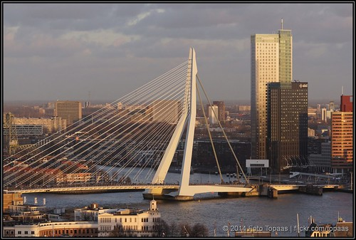 2014-01-11 Rotterdam - View from the Euromast - 24