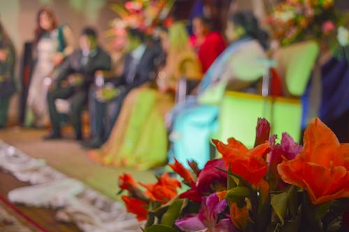 Colors ...a Pakistani Wedding!