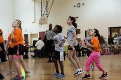 GRPS Girls Basketball Game January 17, 2015 2 (stevendepolo) Tags: girls game basketball youth high union grand rapids grandrapids montessori thirdgrade montessorischool grps unionhigh