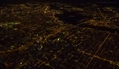 Philly at night (Greg Reed 54) Tags: city philadelphia night aviation flight