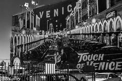 Venice California the 50's-10056-2 (informalphotography) Tags: california venice white black wall mural 1950s