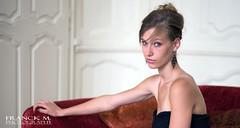 Shooting JOHANNA (Franck M. Photography) Tags: sexy fashion studio glamour femme shooting chic mode jambes fminin talons hauts boudoirs escarpins modle