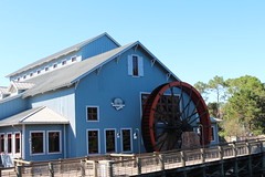 The Paddle Wheel (krisjaus) Tags: disney gingerbreadhouse waltdisneyworld portorleansriverside fortwildernesslodge krisjaus thegrandfloridian richardatthegrandfloridian