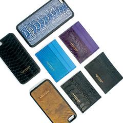 (Vertstone) Tags: england 6 fashion handmade wallet alligator lizard ostrich luxury iphone cardholder vertstone