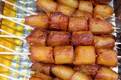 Bananaque, Dante's, Santacruzan Festival, Jersey City (Eating In Translation) Tags: jerseycity fairsandfestivals