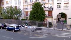 Paris le Vendredi 6 Mai 2016 (desparlsp) Tags: paris france rue poubelle saleté