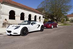 Elise S3S CR + S1 MMC (Yann Go) Tags: france canon dijon lotus elise 5d s1 tamron s3 cr balade trackcar 2875