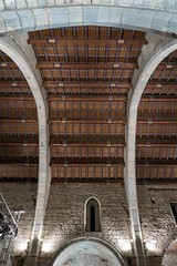 La Merc, roof (Jordi RT) Tags: la girona auditori merc