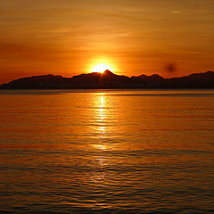 Sunset in El Nido, Palawan, Philippines (Bisdak Explorer Photography) Tags: philippines el nido palawan sunporn