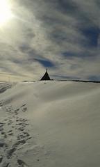 Mas Virgen de las Nieves desde otra perspectiva (aliciap.clausell) Tags: espaa snow spain nieve andalucia granada sierranevada nwn
