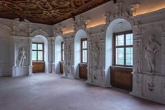 Trostburg, Rittersaal aus der Renaissance (thunderbird-72) Tags: italien castle it berge mai alpen renaissance burg sdtirol frhling altoadige mittelalter castelrotto trentinoaltoadige eisacktal rittersaal trostburg nikond7100