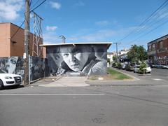 P1000648 (Mud Boy) Tags: melbourne australia victoria melbournevictoriascoastalcapitalisacityofstately19thcenturybuildingsandtreelinedboulevards collingwood streetart graffiti