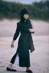 AWAKE SS16 coat copy by Anna mite (Rihards Rudzis // rihardsrudzis.com) Tags: art girl beautiful beauty fashion model photoshoot outdoor latvia awake latvija