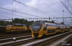 2002. NMBS 6304 en Railion 6464 te Roosendaal (Arno@Rsd) Tags: acts roosendaal railion 6400 nmbs irm reeks62
