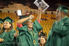 5D-7758.jpg (Tulsa Public Schools) Tags: school people usa oklahoma students student unitedstates graduation tulsa commencement ok alternative graduates tps tulsapublicschools