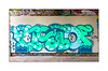 Graffiti (KTS), East London, England. (Joseph O'Malley64) Tags: uk greatbritain england streetart london wall graffiti mural paint britain spray british walls panels cans aerosol kts brickwork eastend eastlondon wallmural railwayarch muralist victorianstructure