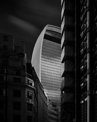 No.20 (mike-mojopin) Tags: longexposure blackandwhite bw london architecture le lloyds tiltshift 20fenchurchstreet