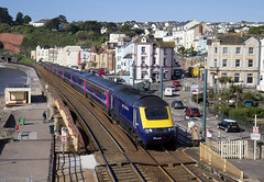 43042IMG_1029 (85a Rail pictures) Tags: firstgreatwestern hst gwr dawlish class43 fgw 43042 dawlishseawall